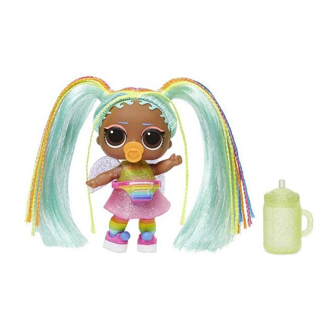 Куклы Лол 5 серия 2 волна с волосами