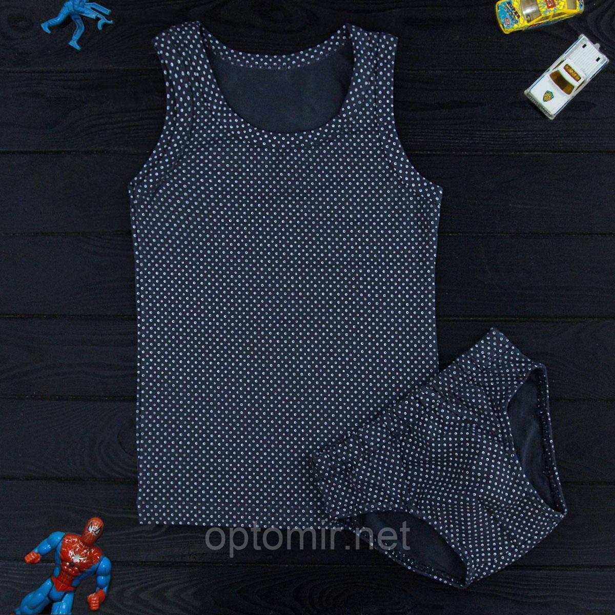 Комплект детский Donella Турция темно-синий для мальчика на 4/5 лет | 1шт.