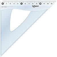 Угольник Maped Essentials 45гр/210мм