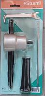 Удлиненная насадка-ножницы на дрель для металла до 1,8мм (в блистере)