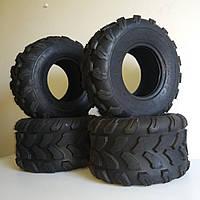 Комплект летних шин для  квадроцикла 18х9,5-8 и 19х7-8 atv 110-200сс