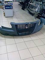 Бампер ГАЗЕЛЬ-БИЗНЕС 3302 передн. (Технопласт))