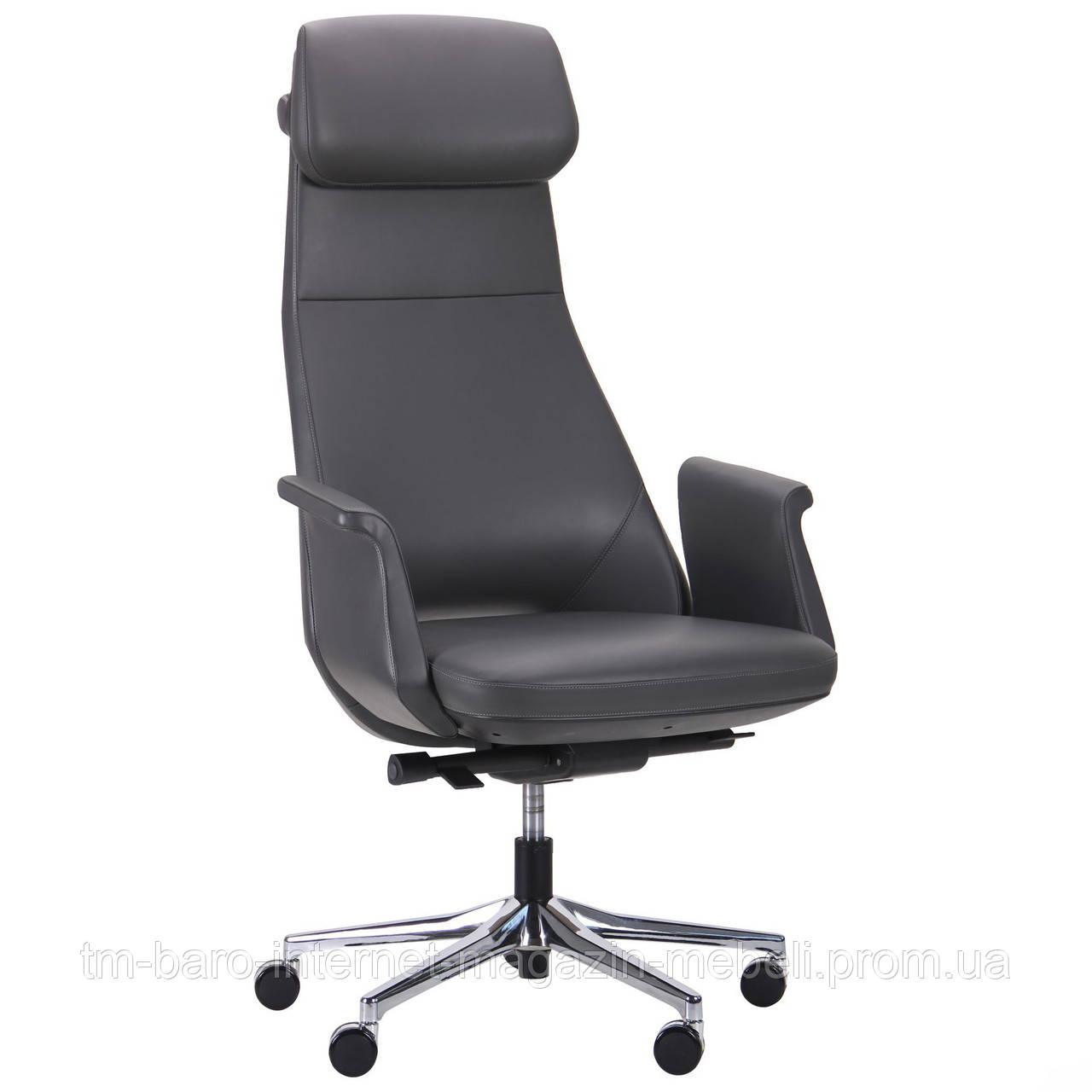 Кресло Absolute HB Grey (Абсолют), серый