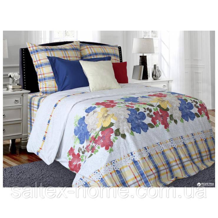 Ткань для постельного белья, бязь набивная, ЛЕТНИЙ САД