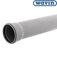 Труба канализационная внутренняя 110х2000мм Wavin