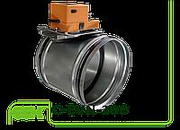 Воздушный клапан для вентиляции универсальный C-KVK-200-0