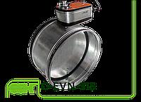 Воздушный клапан для вентиляции универсальный C-KVK-315-0