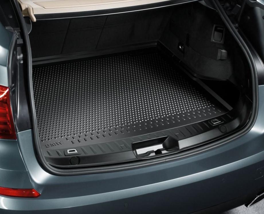 Оригинальный коврик в багажник BMW 5 GT (F07), артикул 51472152345