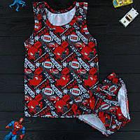 Комплект детский Donella Турция красный для мальчика на 8/9 лет   1шт.