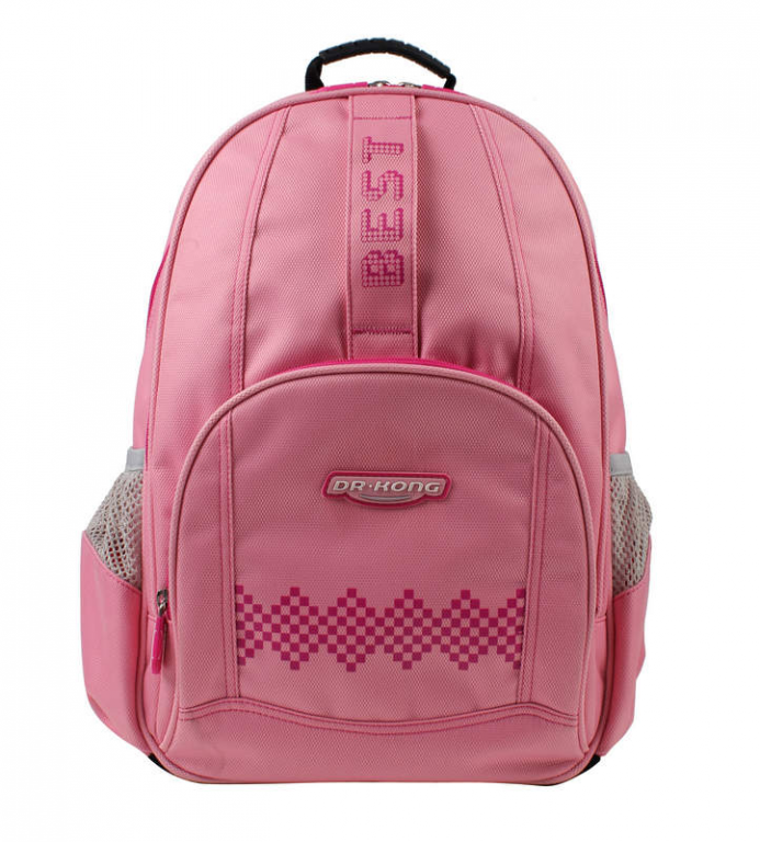 Рюкзак ортопедичний S, Dr.Kong Z206, рожевий ранець