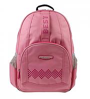 Рюкзак ортопедичний S, Dr.Kong Z206, рожевий ранець, фото 1