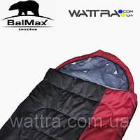 """⭐ Спальный мешок (-10 °C) """"Balmax (Аляска) Camping Plus series"""", одеяло с подголовником.  Размер:230x85"""