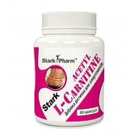 Л-карнитин Stark Pharm L-Carnitine/Green Tea Extract 600 мг (60 капс)