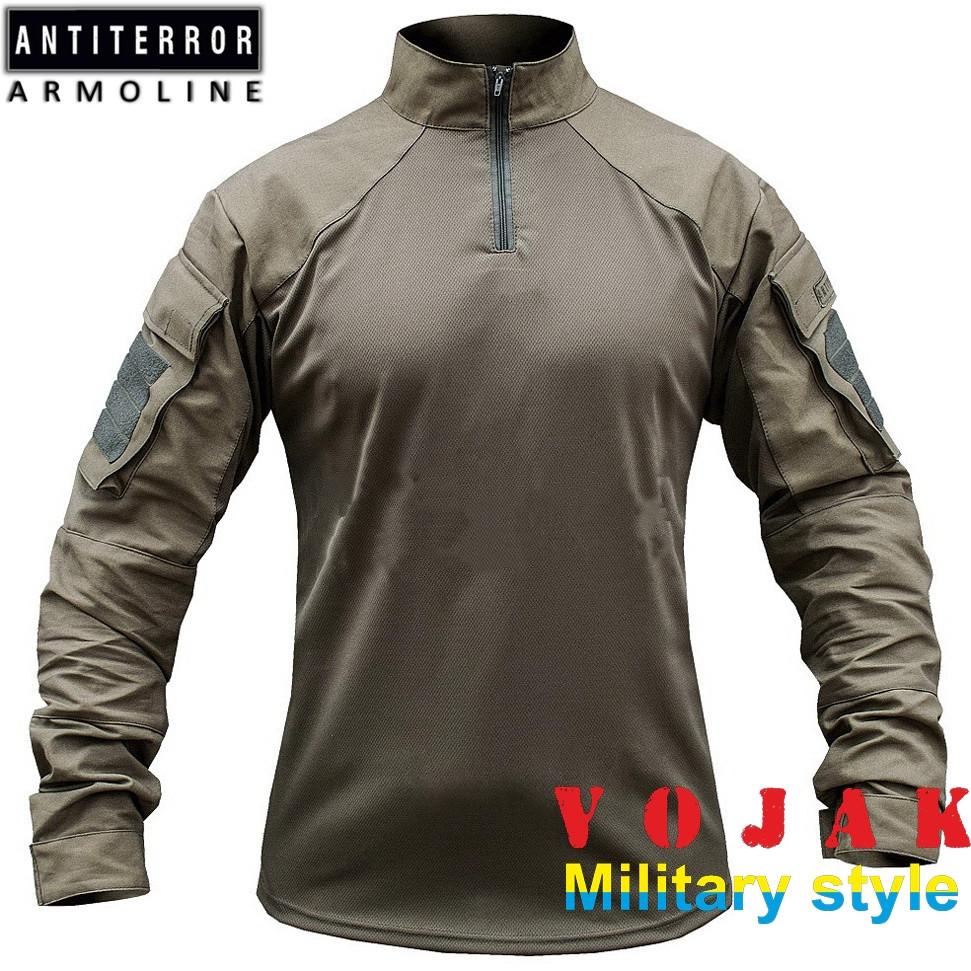 Рубашка UBACS тактическая (ANTITERROR) Coyote р.50, 54, 58