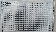 Торгова перфорована панель шириною 750мм висотою 450мм, фото 1