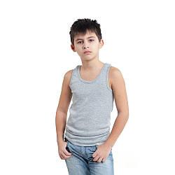 Майка  на мальчиков , подростков  от  122  см и до  158 см
