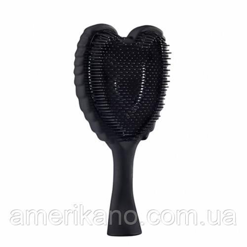 Расческа для волос Tangle Angel Classic матовая Черная