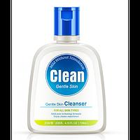 Натуральное мягкое очищающее средство для кожи Bioaqua clean gentle skin