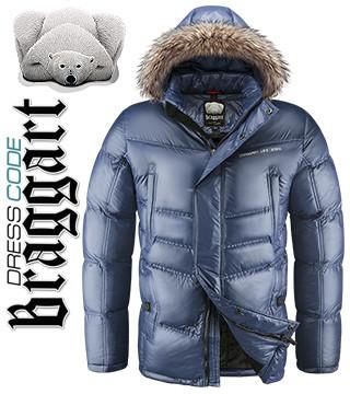 Куртка с мехом зима