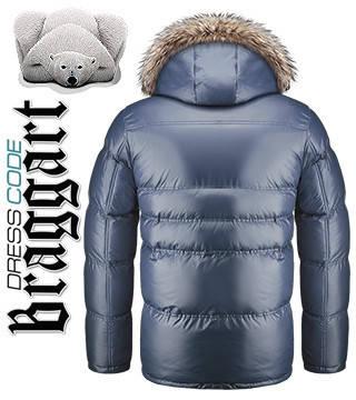 Куртка с мехом зима , фото 2