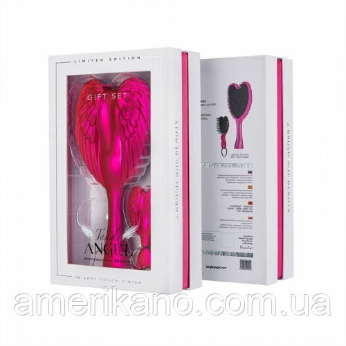 Подарочный набор Tangle Angel Limited Edition Brush + Детская брелок