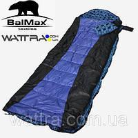 """⭐ Спальный мешок (-17 °C) """"Balmax (Аляска) Elit series"""", одеяло с подголовником"""