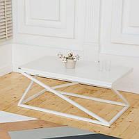 Кофейный Журнальный столик в стиле LOFT (Table - 419)