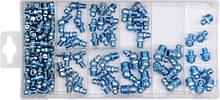 Набор смазочных ниппелей 110 шт YATO YT-06888 (Польша)