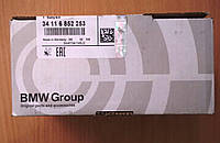 Колодки тормозные передние  BMW 34116852253
