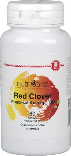 Красный Клевер TSN Арго (иммуномодулятор, бактериальные, вирусные инфекции, прыщи, астма, бронхит, ожоги)
