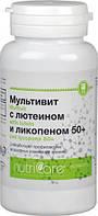 Мультивит с лютеином и ликопеном 50+ Арго США (витамины для мужчин и женщин, инфаркт, инсульт, онкология)