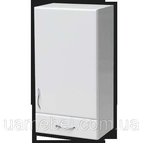 Шкаф в ванную ш-301-501 (1 дверь)