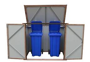 Боксы для мусорных контейнеров