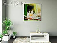 Модульная Wellmiх картина Белая Лилия