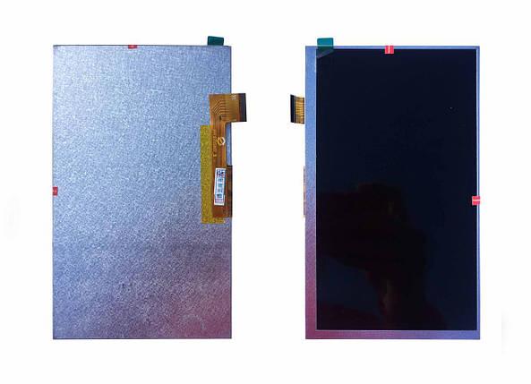 Дисплей, матрица для планшета 164x97mm 30pin 1024x600 WY070ML186, фото 2