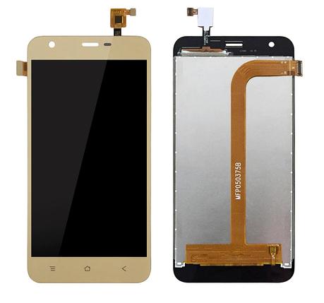 Дисплей + сенсор для Blackview A7 Gold, фото 2
