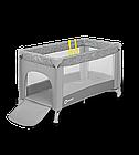 Кроватка туристическая Lionelo Suzie Grey-Scandi, фото 5