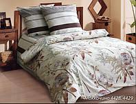 Ткань для постельного белья, бязь набивная, МОККОЧИНО