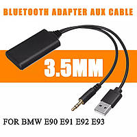 Bluetooth AUX адаптер Adapter для  Bluetooth Adapter Aux Cable  BMW E90 E91 E92 E93, фото 1