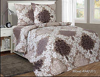 Ткань для постельного белья, бязь набивная, МОНА