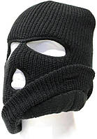 Балаклава зимняя MilTec Thinsulate Black 12112002