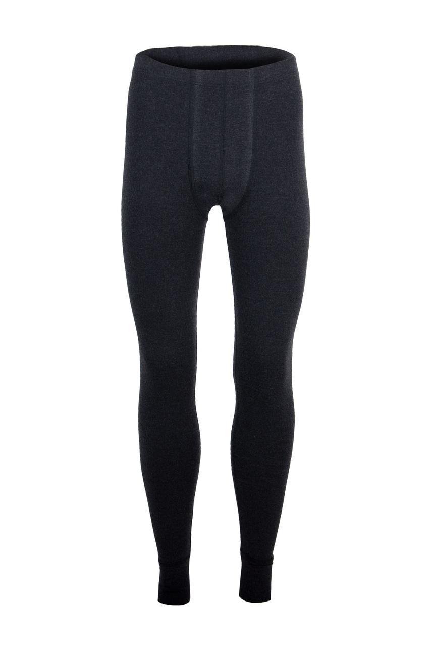 Термокальсоны мужские черные Шерсть Wool Comfort