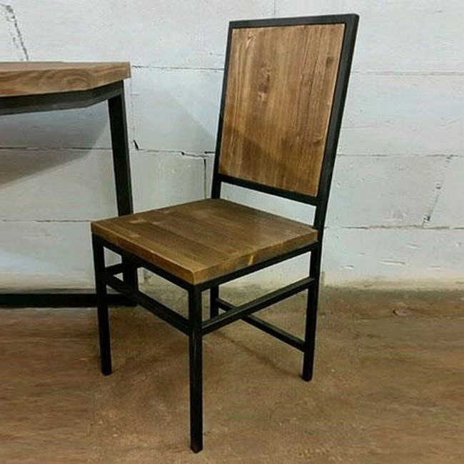 Кресло в стиле LOFT (Armchair - 13)