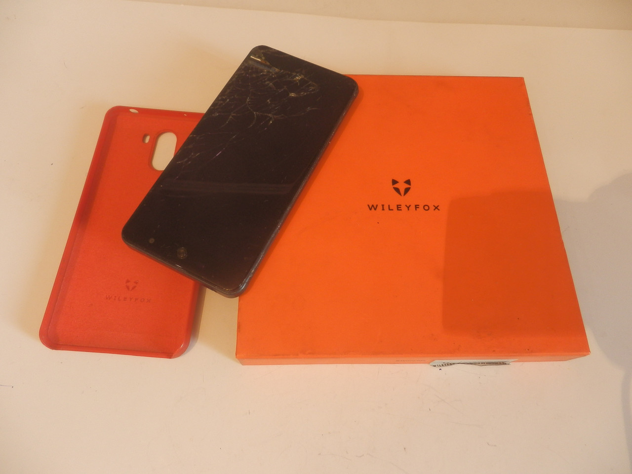 Мобильный телефон Wileyfox swift 2 №6831