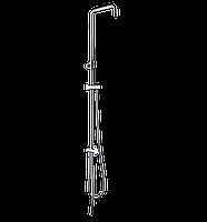 Душова система Omnires UN10041 (хром)