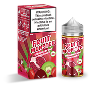 Премиум жидкость Fruit Monster - Strawberry Kiwi Pomegranate 100ml [3mg] (Original)