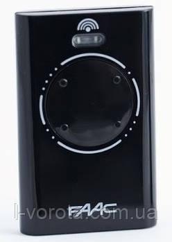 FAAC XT4 868SLH 4-х канальный пульт для автоматических ворот