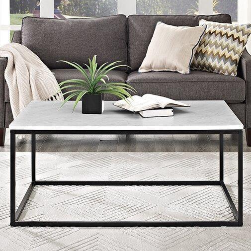 Кавовий Журнальний столик у стилі LOFT (Table - 694)