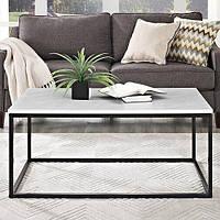 Кавовий Журнальний столик у стилі LOFT (Table - 694), фото 1