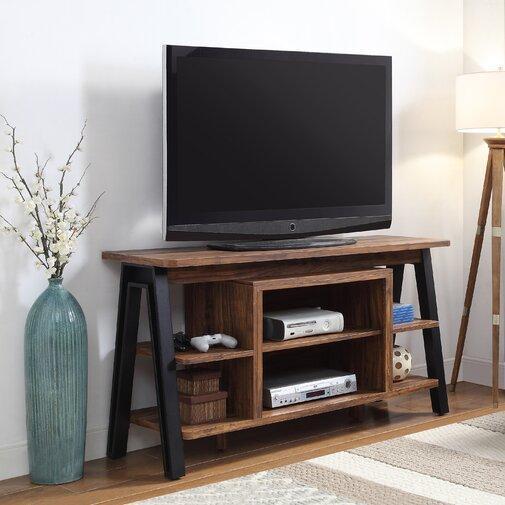 Тумба-Подставка для TV в стиле LOFT (Stand - 066)